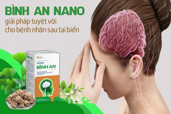 Tại sao nên chọn Bình An Nano để hỗ trợ điều trị sau tai biến? 1