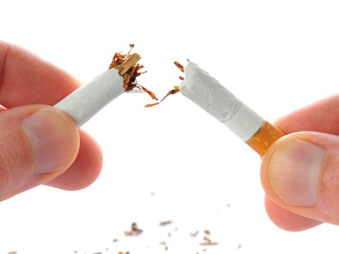 Ngừng hút thuốc (nếu đang hút) 1