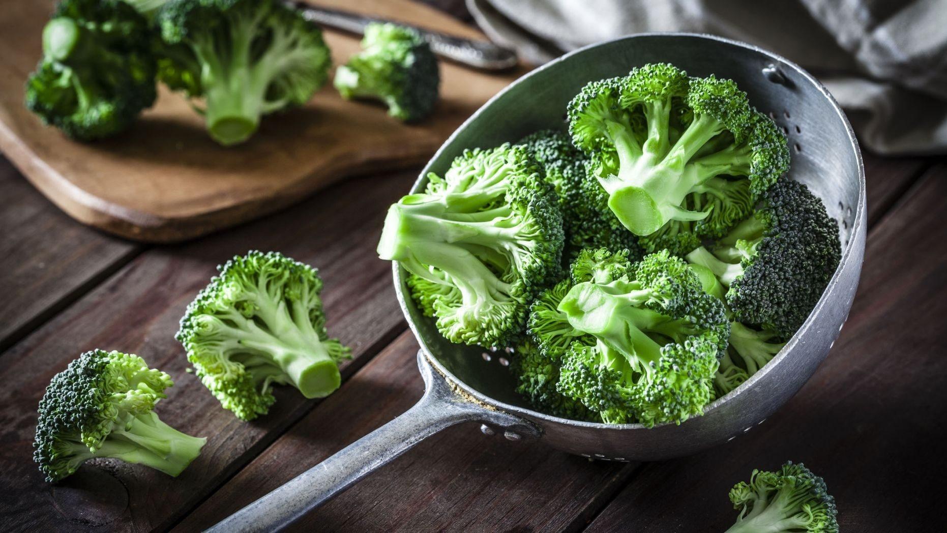 Bông cải xanh 1