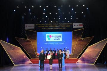 Công ty cổ phần Y Dược Vietlife lọt top 10 thương hiệu tiêu biểu Châu Á – Thái Bình Dương 2020